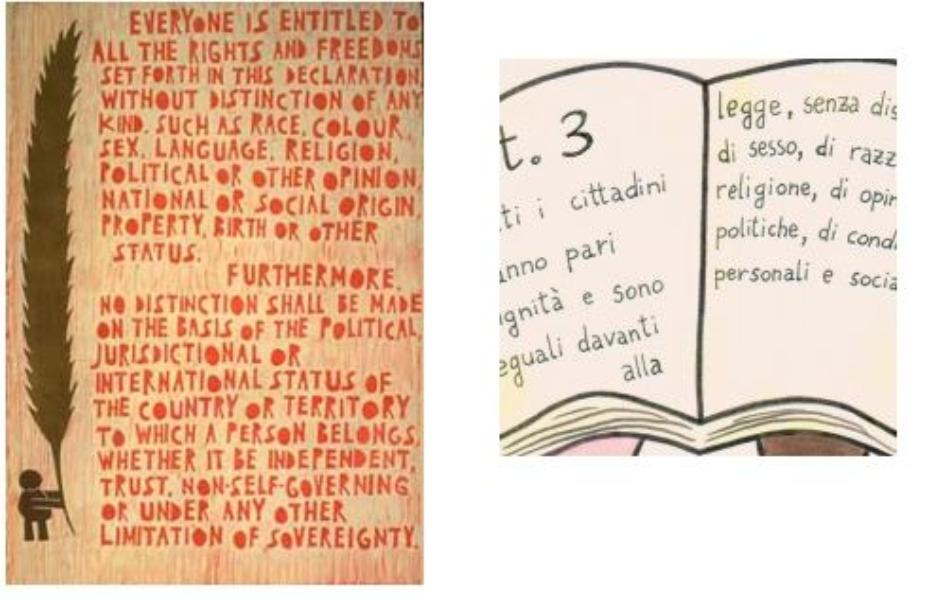 Articolo 3 della Costituzione e Diritti civili